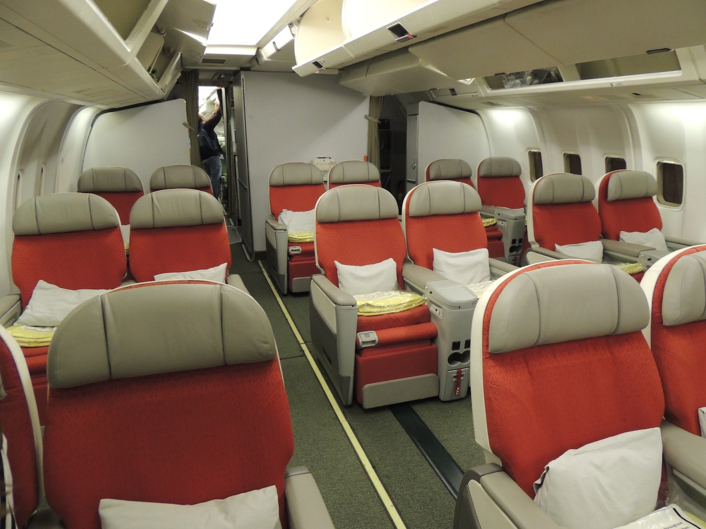 Ethiopian Airlines Business Class Bangkok To Addis Ababa