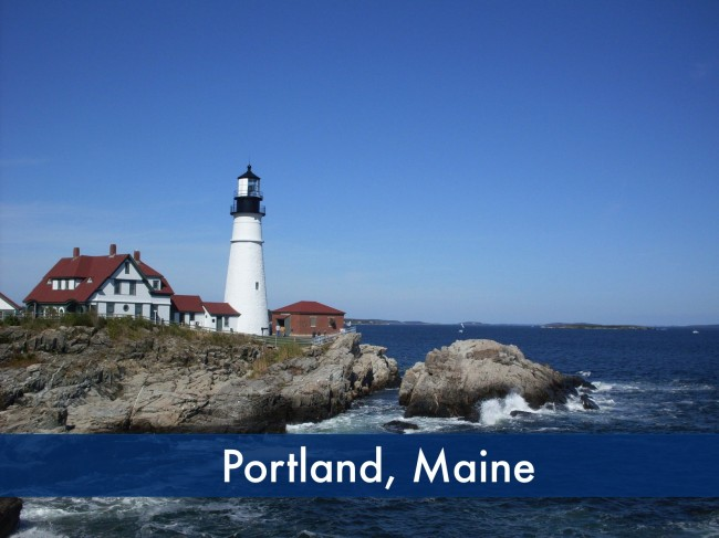 Flights from cmh to portland maine