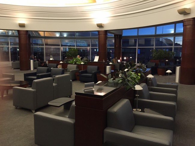 American Airlines Admirals Club, Charlotte (Terminals C/D)