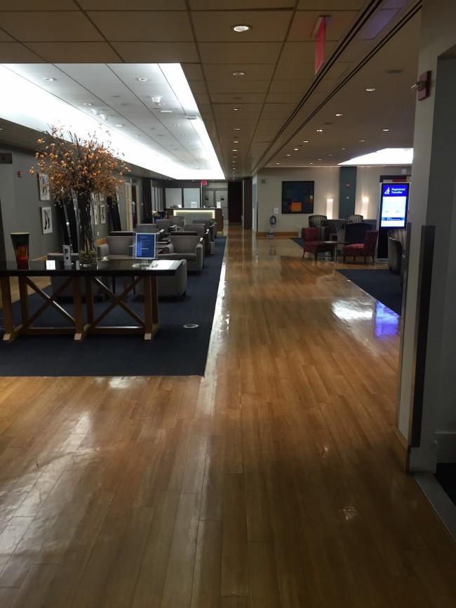 British Airways Galleries Lounge JFK