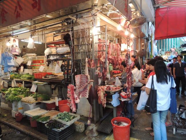 Meat Market Hong Kong